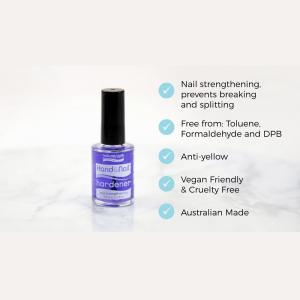 Natural Look Nail Hardener