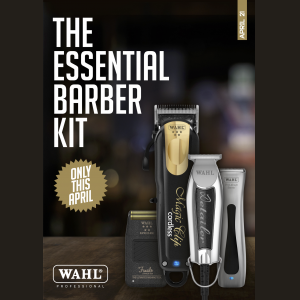 WAHL Essential Barber Kit – Limited Time