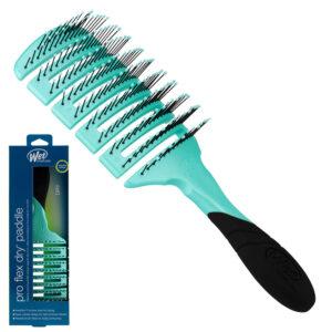 WetBrush Pro Flex Dry Paddle Brush – Teal