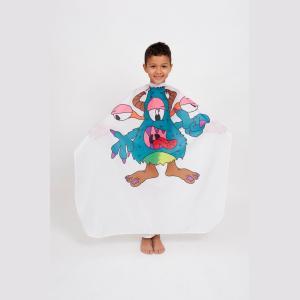 Glide Kids Cape – Monster