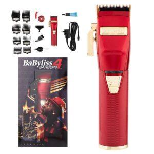 BaBylissPRO RedFX Lithium Hair Clipper