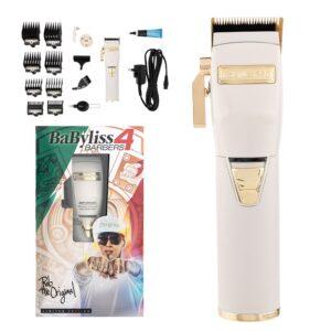 BaBylissPRO WhiteFX Lithium Hair Clipper