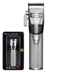 BaBylissPRO SilverFX Lithium Hair Clipper