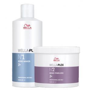WellaPlex No.1 + No.2