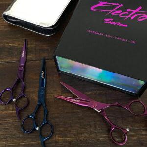 iCandy ELECTRO Scissor & Thinner Bundle