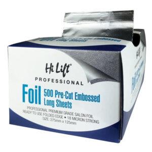 Hi Lift Pre-Cut Embossed Foil 500 Sheets
